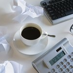 New calculations are necessary to determine the correct amount to enter into accounts.