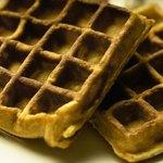 Make whole wheat waffles