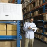 Excess inventory could mean a loss of money to the business.