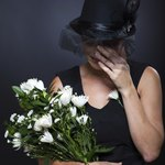 Appropriate female funeral attire
