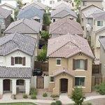 Suburban home community in Arizona
