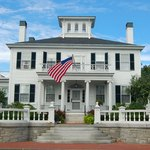 Governor's home in Augusta, Maine.