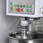 Mixer in restaurant kitchen