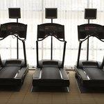 Consider gym equipment.