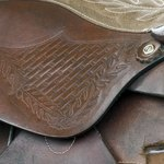 Conditioning a leather saddle is still important.