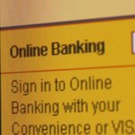 Most banks now offer online banking.