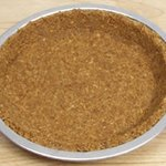 This sweet crust does not require any baking or special shaping before you fill it.