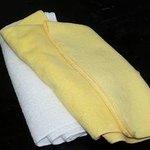 Clean soft cloths