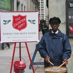 Red Kettle campaigns are a main way the public can donate to the Salvation Army.