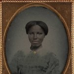 Young black woman, 1860