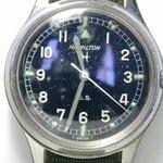 The Vietnam-era Hamilton 400 watch is still used today.