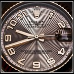The Rolex has four identifiers to detemine its authenticity.