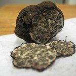 The very expensive black truffle.