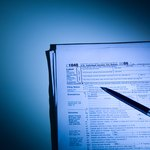 Information needed for tax return forms.