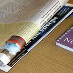 Provide important reminders and tips in small empty spaces in your newsletter.