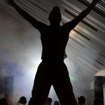 Raves require the active participation of the crowd
