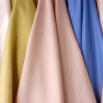 Almost any fabric can be dry cleaned