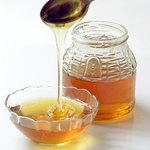 Honey is a natural antiseptic.
