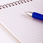 Writing things down as soon as possible can eliminate questions later.