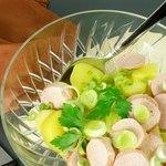 Define the purpose for the potao salad business
