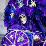 Mardi Gras garb can be quite elaborate.