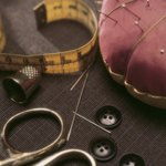 Keep your emergency mending kit handy for last-minute clothing fixes.