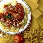 Pasta is high in simple carbohydrates