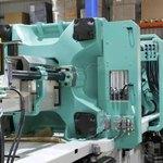 Injection molding machine.