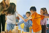 Recommended Whole Group Time for a Preschool Classroom