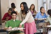 ¿Cuáles son las actividades y deberes generales de un profesor de preparatoria?
