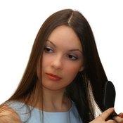 High testosterone may be behind a woman's hair loss.