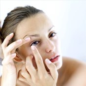 What Causes Excessive Protein Deposits on Contact Lenses?