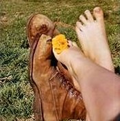 Home Remedy for Sweaty Feet