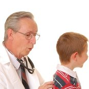 Family practice doctors see patients of all ages.