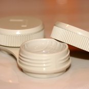 Forgot your contact solution? Don't worry; make your own simple saline.