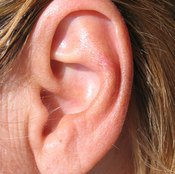 It is not uncommon for water to become trapped inside of ears.