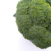 Broccoli is high in phytonutrients