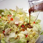 Dressings add unneeded calories to your salads.