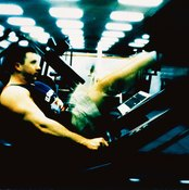 Lose weight and gain muscle with resistance exercises.