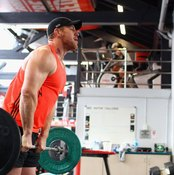 Substitute deadlifts for other glute and hamstring exercises.