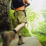 Before you hit the trail, treat your feet to athletic tape.