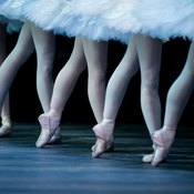 Get the lengthened leg muscles and knees of a ballet dancer with core ballet exercises such as the tendu.
