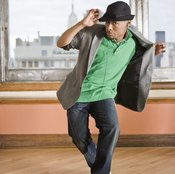 Some dance moves may strain your knees.