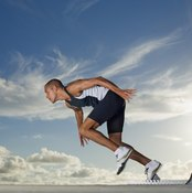 A burning sensation in the calves is a virtual guarantee in sprint training and racing.