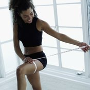 Use strength-training exercises to tone and tighten your inner thighs.