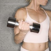 Muscle burns more calories at rest than fat.