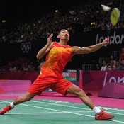 The basic grip can be used to hit both forehand or backhand strokes.