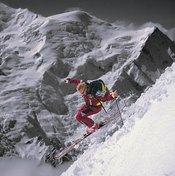 Extreme terrain can cause sore legs.