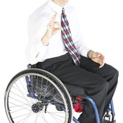 Exercising will improve your ability to get into and out of your wheelchair.