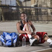 Your basketball shoes may get dirtier on an outdoor court.